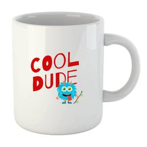 Cool Dude Skateboard Mug