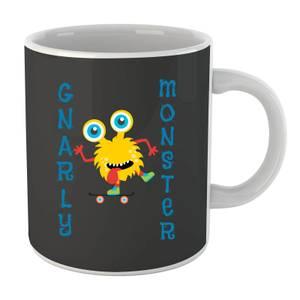 Gnarly Monster Mug