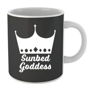 Sunbed Goddess Mug