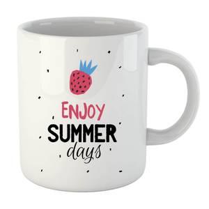 Enjoy Summer Days Mug