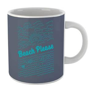 Beach Please Mug