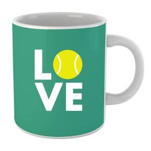 Love Tennis Mug