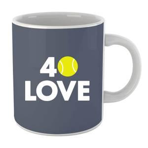 40 Love Mug
