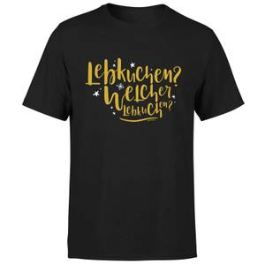 International Lebkiuchen T-Shirt - Black