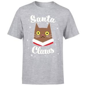 Santa Claws T-Shirt - Grey