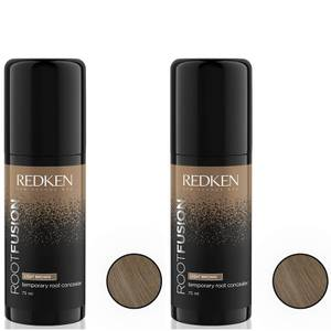 Redken Root Fusion - Light Brown Duo (2 x 75ml)