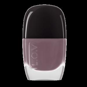 L.O.V Cosmetics Long Lasting Nail Lacquer 300, Mauve Majesty