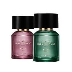 Zlatan Ibrahimovic Parfums MYTH WOOD & bonus MYTH BLOOM