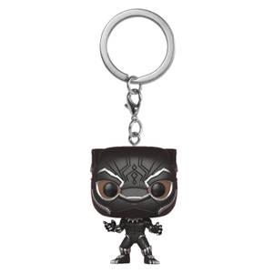 Black Panther Funko Pop! Keychain