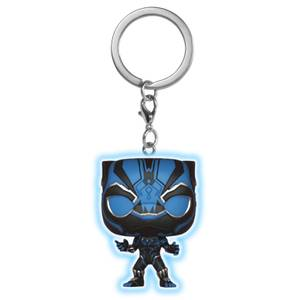 Black Panther Erik Killmonger Pocket Pop! Sleutelhanger