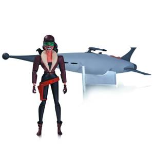 Batman Animated NBA Roxy Rocket Deluxe Action Figure