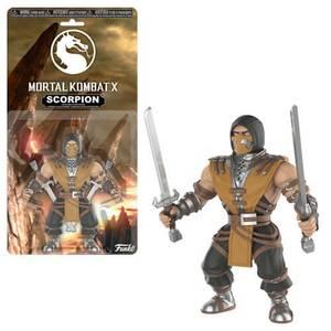 Mortal Kombat Scorpion Action Figure