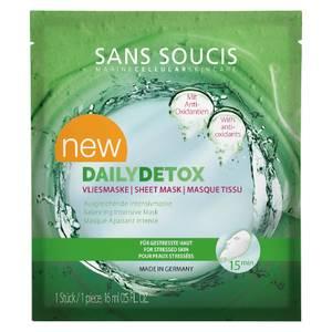Sans Soucis Daily Detox Vliesmaske