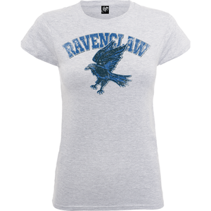 T-Shirt Femme Serdaigle - Harry Potter - Gris