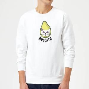 Avocato Sweatshirt - White