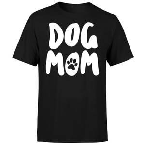 Dog Mom T-Shirt - Black