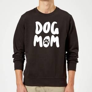 Dog Mom Sweatshirt - Black