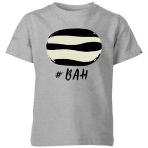 Bah Humbug Kids' T-Shirt - Grey