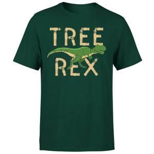 Tree Rex T-Shirt - Forest Green