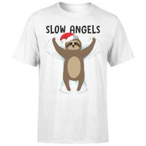 Slow Angels T-Shirt - White