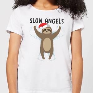 Slow Angels Women's T-Shirt - White