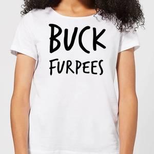 Buck Furpees Frauen T-Shirt – Weiß