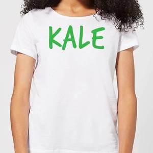 Kale Women's T-Shirt - White