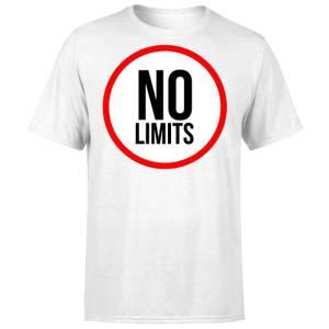No Limits T-Shirt - White