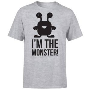 I'm the Monster T-Shirt - Grey