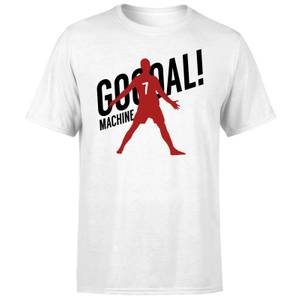Goal Machine T-Shirt - White