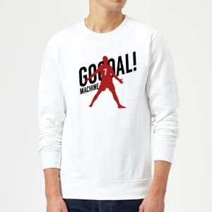 Goal Machine Sweatshirt - White