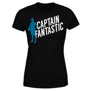 Captain Fantastic Women's T-Shirt - Black