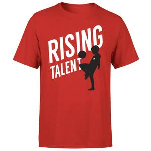 Rising Talent T-Shirt - Red
