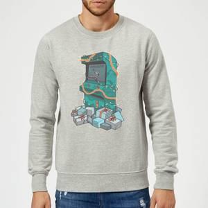 Arcade Tress Sweatshirt - Grey