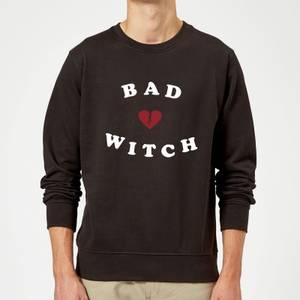 Bad Witch Sweatshirt - Black