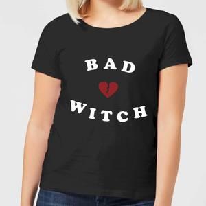 Bad Witch Women's T-Shirt - Black