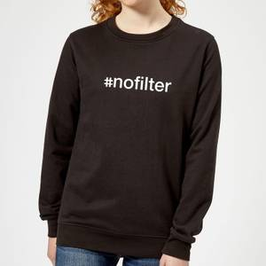 nofilter Women's Sweatshirt - Black