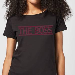 The Boss Women's T-Shirt - Black