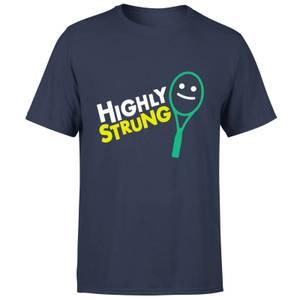 Highly Strung T-Shirt - Navy