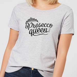 Prosecco Queen Women's T-Shirt - Grey
