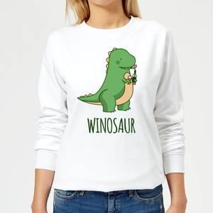 Winosaur Women's Sweatshirt - White