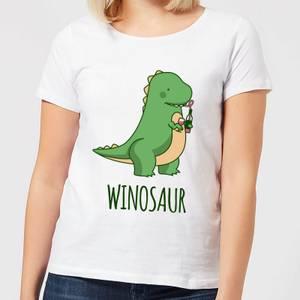 Winosaur Women's T-Shirt - White
