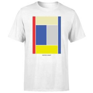 Center Court T-Shirt - White