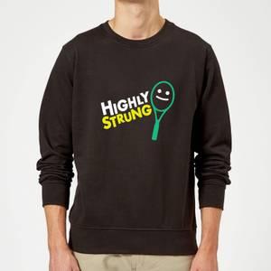 Highly Strung Sweatshirt - Black