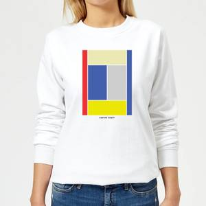Center Court Women's Sweatshirt - White