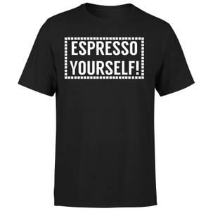 Espresso Yourself T-Shirt - Black