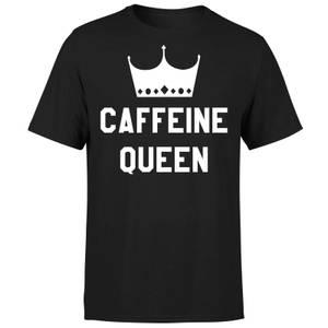 Caffeine Queen T-Shirt - Black