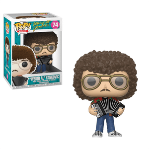 "Pop! Rocks """"Weird Al"""" Yankovic Funko Pop! Vinyl"