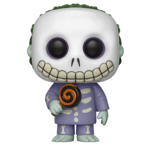 Nightmare Before Christmas Barrel Funko Pop! Vinyl