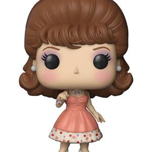 Pee-wee's Playhouse Miss Yvonne Pop! Vinyl Figur